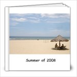 Sun Spa Resort 2008 - 8x8 Photo Book (39 pages)