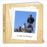 2009 Family Life Book - 8x8 Photo Book (20 pages)