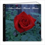 090909 8x8 20 page book - Flowers - 8x8 Photo Book (20 pages)