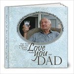 Here s to you, Dad! - 8x8 Photo Book (20 pages)
