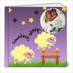 Counting sheep 8x8 - 8x8 Photo Book (20 pages)