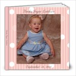 Becka Joyce baby book - 8x8 Photo Book (30 pages)