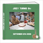 Joey - 8x8 Photo Book (20 pages)