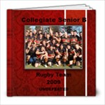 Kingi Rugby - 8x8 Photo Book (39 pages)