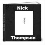 Tae kwon do - Nick - 8x8 Photo Book (20 pages)