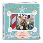 Chong Family Vacation2chan - 8x8 Photo Book (39 pages)