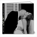 wedding short - 8x8 Photo Book (20 pages)