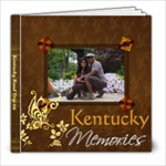 kentucky road trip 09 - 8x8 Photo Book (39 pages)
