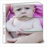 LeviBook - 8x8 Photo Book (20 pages)