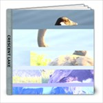CRESENT LAKE GEESE - 8x8 Photo Book (39 pages)