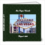 vegas - 8x8 Photo Book (60 pages)