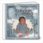 Landon Reed-Angel Baby - 8x8 Photo Book (20 pages)