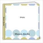 Mason Photo book - 8x8 Photo Book (20 pages)