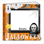 Halloween St Clair - 8x8 Photo Book (30 pages)