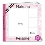 Makena Peissner - 8x8 Photo Book (20 pages)