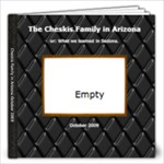 Arizona 2009 - 12x12 Photo Book (20 pages)