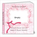 race for the cure 09 - 8x8 Photo Book (20 pages)