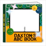 Daxton s ABC Book - 8x8 Photo Book (20 pages)