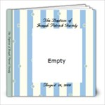 Joseph s Baptism - 8x8 Photo Book (20 pages)
