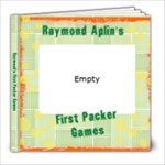 Raymond Packer game - 8x8 Photo Book (20 pages)