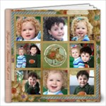 Fall Photobook - 12x12 Photo Book (20 pages)