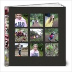 Shore Acres Hike Fall 2008 DONE - 8x8 Photo Book (20 pages)