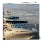 Scandinavian Vacation - 8x8 Photo Book (20 pages)
