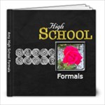 School Formals - 8x8 Photo Book (20 pages)