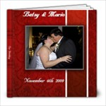 betsy - 8x8 Photo Book (20 pages)