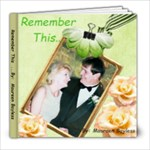 Rmember This - 8x8 Photo Book (20 pages)