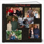 family in review 2009 - 12x12 Photo Book (20 pages)