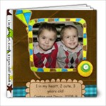 Carter and Davis 2008-9 - 8x8 Photo Book (39 pages)