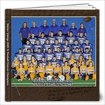 Kaid JV football - 12x12 Photo Book (20 pages)