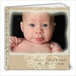 Charlotte s First 6 Months - 8x8 Photo Book (39 pages)