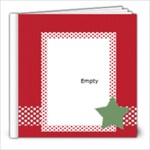 holiday stars - 8x8 Photo Book (20 pages)