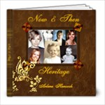 Arlene Heritage 8x8 39 pages - 8x8 Photo Book (39 pages)