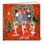 Christmas photos - 8x8 Photo Book (20 pages)