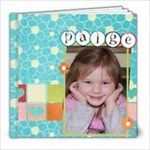8x8 Photo Book - 8x8 Photo Book (20 pages)
