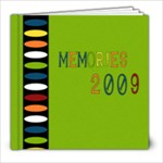 memories 2009 - 8x8 Photo Book (20 pages)