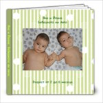 1st baby summer - 8x8 Photo Book (39 pages)