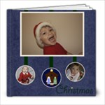 Starry Night - 20pg 8x8 Christmas Book - 8x8 Photo Book (20 pages)