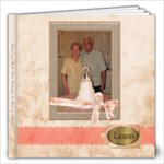 granny and gramps 50th wedding anniv album - 12x12 Photo Book (20 pages)