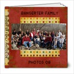 bangerter family photo shoot 09 - 8x8 Photo Book (20 pages)