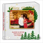 ALESI & DEYAN Christmas 2009 in Las Vegas - 8x8 Photo Book (30 pages)