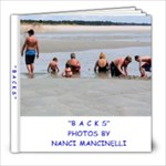 BACKS - 8x8 Photo Book (30 pages)
