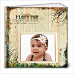 payton - 8x8 Photo Book (20 pages)
