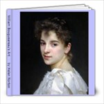 William bouguereau art - 8x8 Photo Book (20 pages)