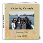 Victoria Garden 4 - 8x8 Photo Book (20 pages)