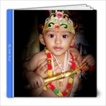 Photo Book 1 - My Little Krish - 8x8 Photo Book (20 pages)