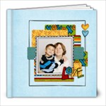 Love You Albums - 8x8 Photo Book (20 pages)
